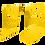 Thumbnail: Cooler BRACKETS for Ozark Trail 26 qt   Fits Polaris RZR XP1000/Turbo