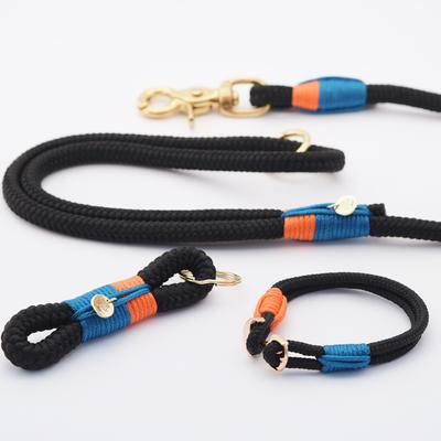 Zwart, Aqua & Oranje