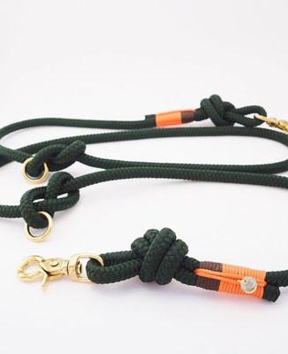 Dennengroen, Oranje & Bruin