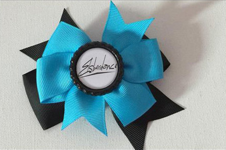 Bow - Turquoise