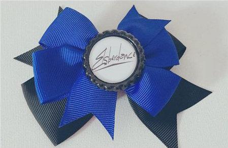 Bow - Royal Blue