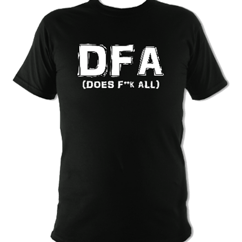 "WW Audio T-Shirt - ""DFA..."""