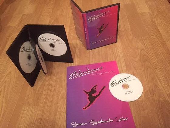 Summer Spectacular 4 DVD Set