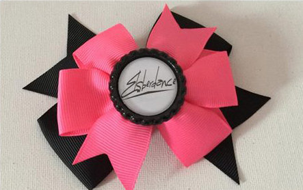 Bow - Pink
