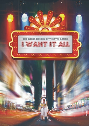 I Want It All DVD