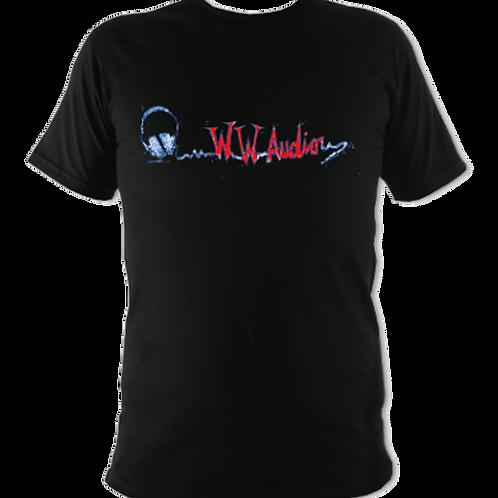 "WW Audio T-Shirt - ""Classic Logo"""