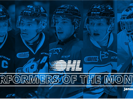 Performers of the Month!