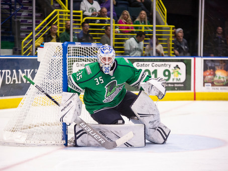 Appleby Signs with Islanders Affiliate