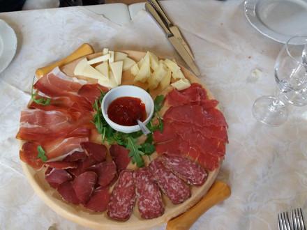Feltre, Cortina d'Ampezzo and Venice
