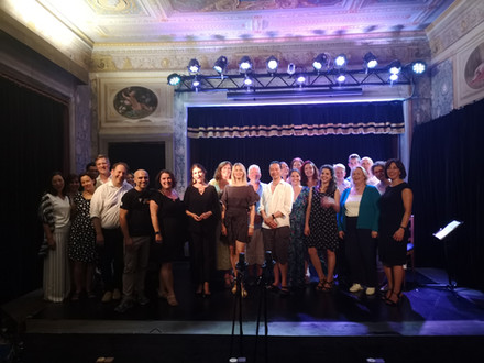 What should I look for when selecting the best vocal summer course, workshop or masterclass ?