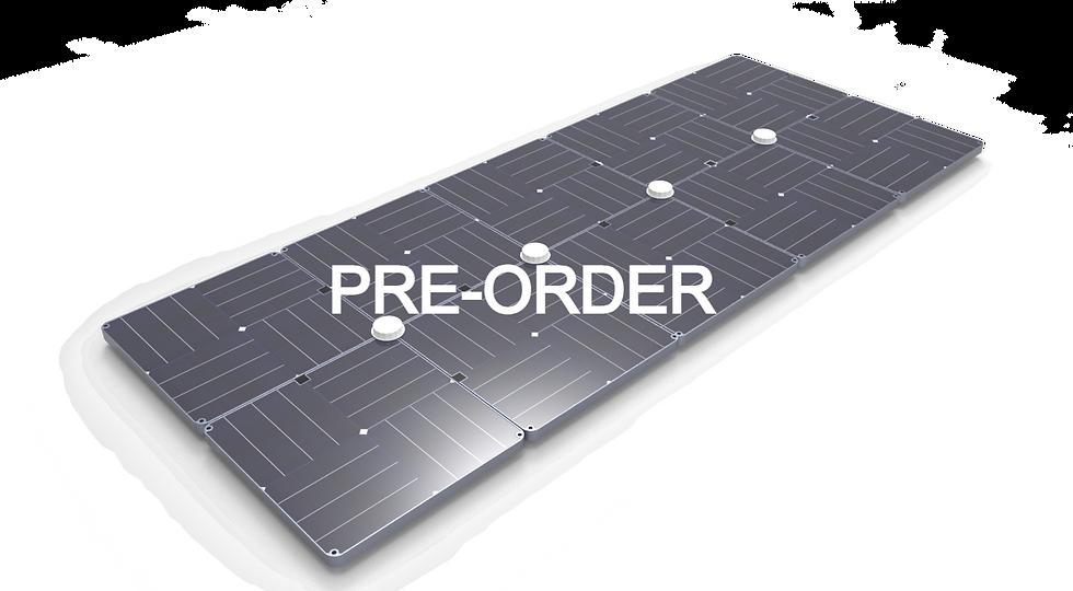 Pre-order Solar Tile Starter Pack (220W) 20 ps Phase 1