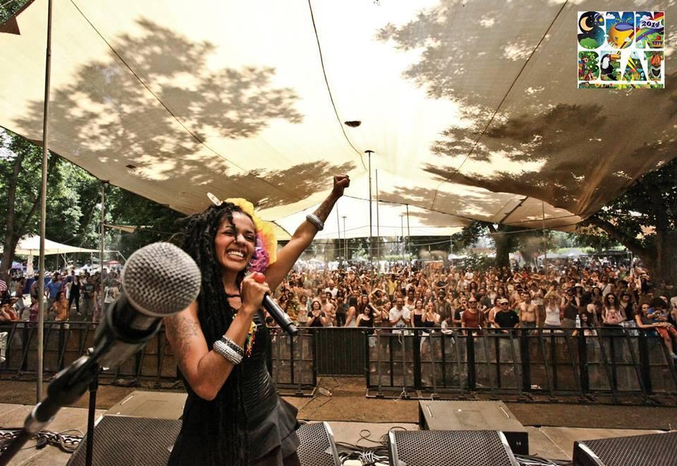 SUNBEAT FESTIVAL 2014 ISRAEL