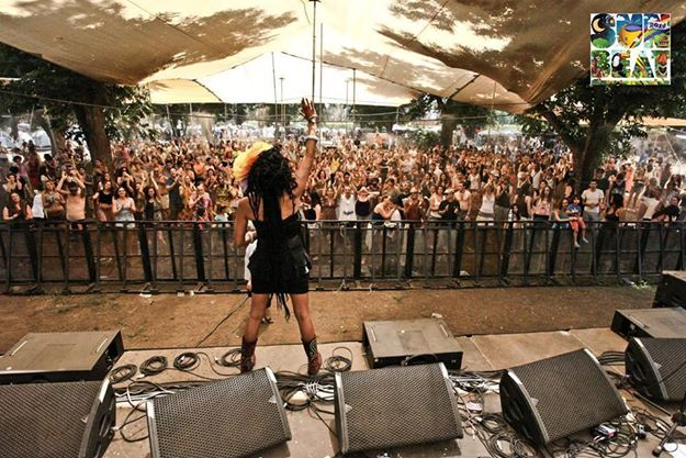 SUNBEAT FESTIVAL ISRAEL 2014
