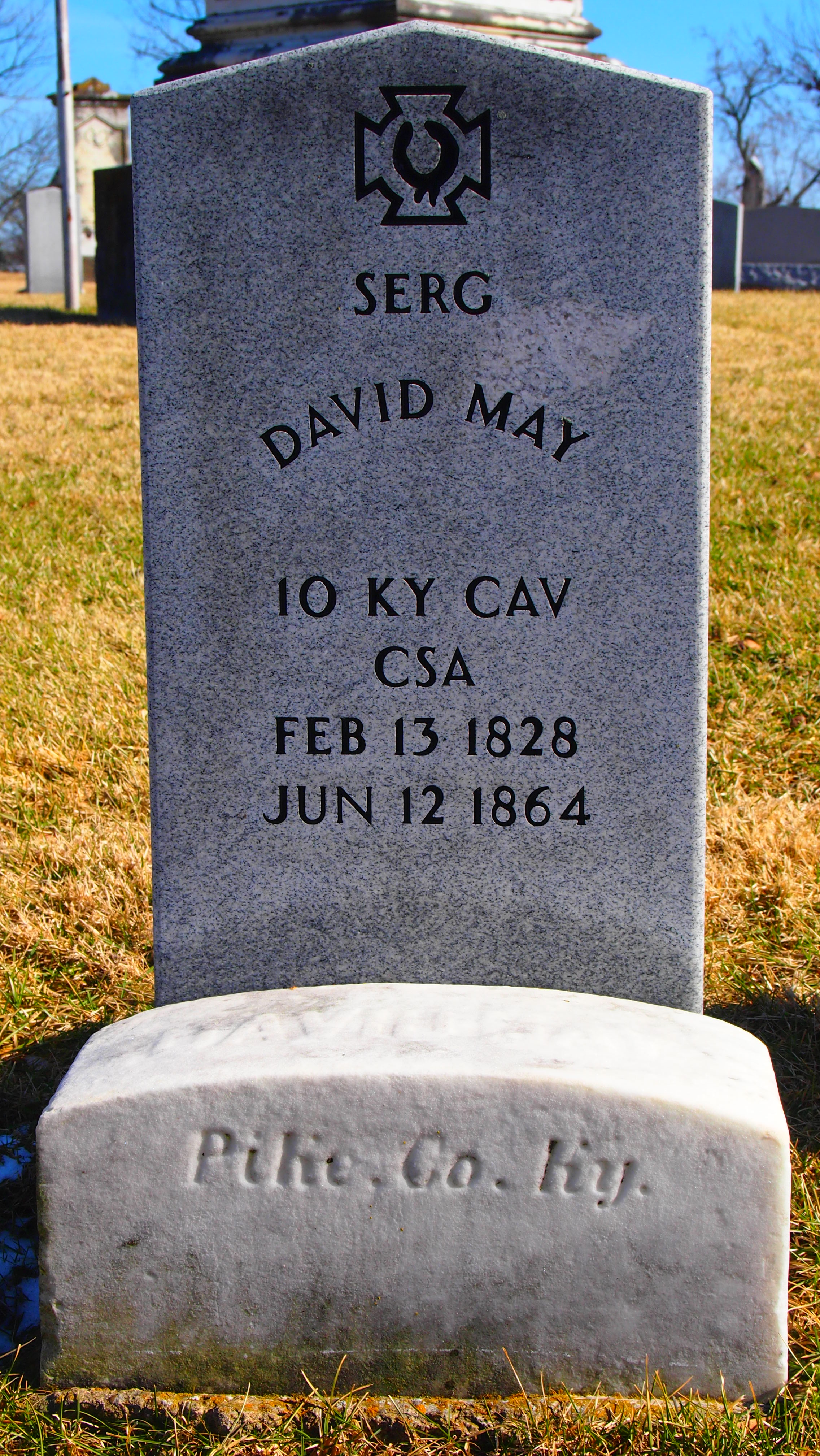 Headstone Closeup