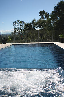 Swimming pool with views.JPG