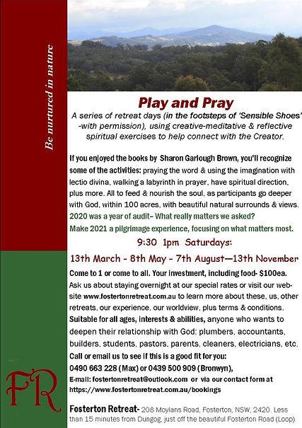 Play & Pray-sensible shoes inspired- 4 d
