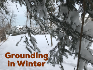 Grounding in the Winter
