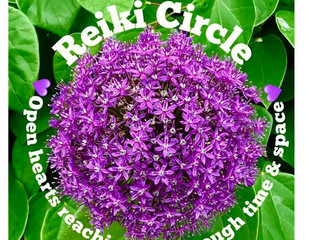 Reiki Circles, Simply Explained