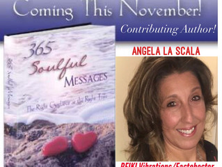 Author Spotlight in 365 Book Series interview with REIKI Vibrations