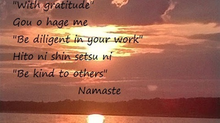The 5 Principles of Reiki