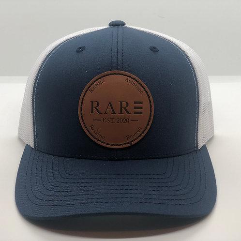 R.A.R.E Navy/White