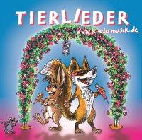 TIERLIEDER - Doppel CD mit 41 Tierliedern