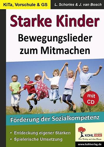 STARKE KINDER - Buch mit CD