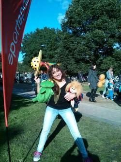 Weltkindertag-Fest, Planten un Plomen / Hamburg