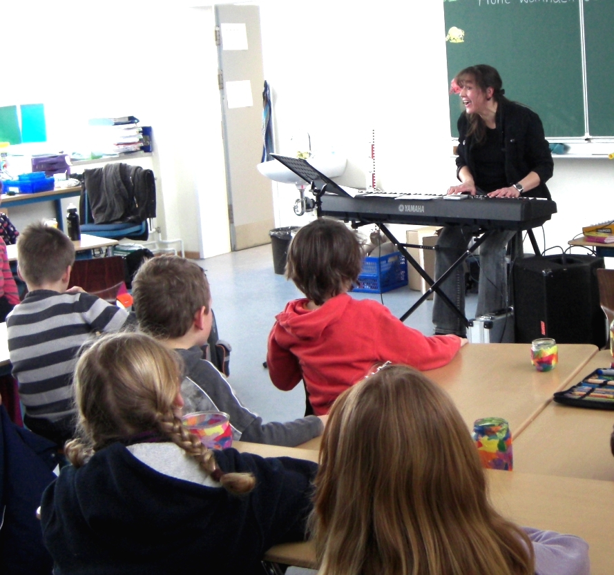 Klassenzimmer Konzert / GS