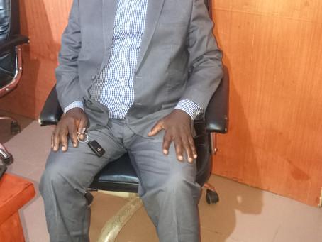 Mkurugenzi Mkuu Apongeza Jitihada anazozitumia Mkurugenzi wa mawasiliano