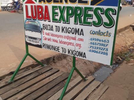 LUBA EXPRESS YATOA TANGAZO KWA WOTE WALIO OMBA KAZI KATIKA SHIRIKA HILO.