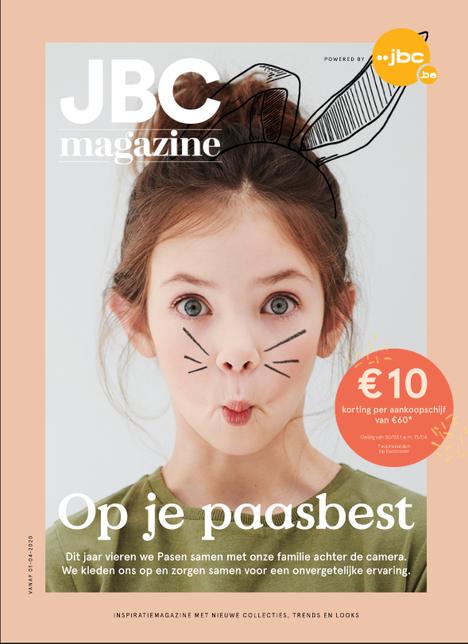 JBC fashion magazine
