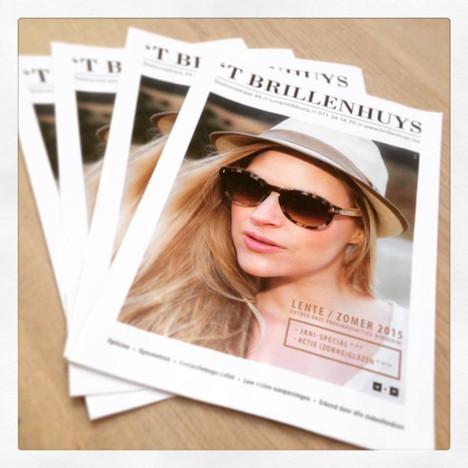 Brillenhuys magazine