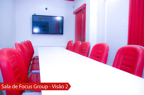 Sala de Focus Group