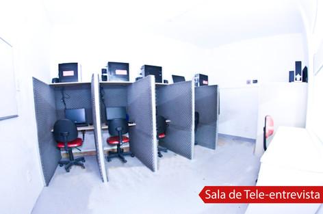 Sala de Tele-entrevista