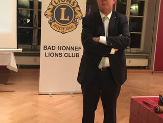 LIONS-Abend am 20.11.2018