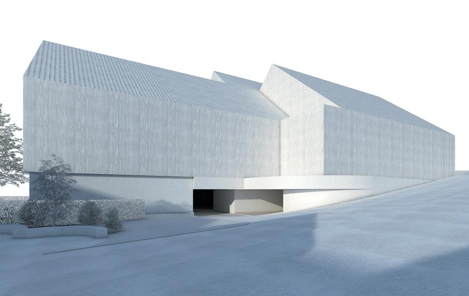 Studie Neubau MFH, WBG Wittnau