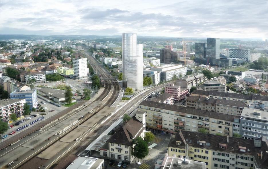 Hochhaus Oerlikon