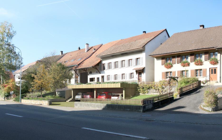 Ausbau Bauernhaus Wittnau, privat
