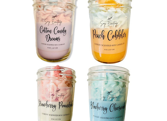 Specialty candle bundle