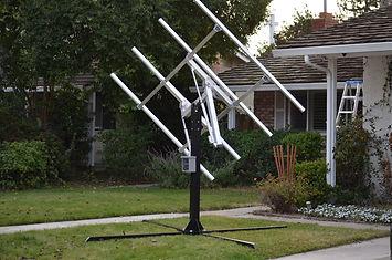 Solar tracking portability