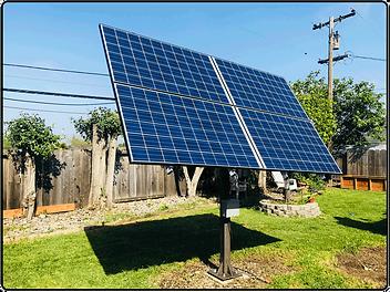 Suntactics Solar Tracker
