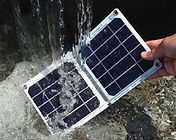 Solar charger for bikes