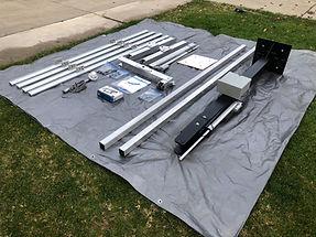 Suntactics Solar Tracking Kit