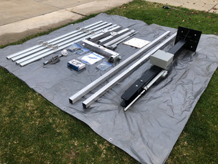 Take a look at our Solar Tracker Kit!