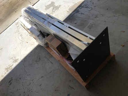 Solar Kit on Pallet