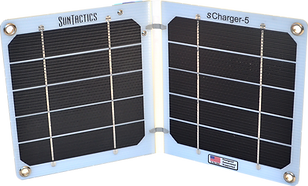 sCharger-5 solar charger