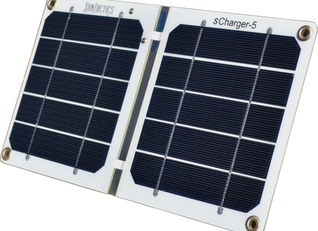 We are still shipping solar chargers.