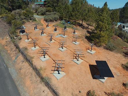 Suntactics Solar Tracker Farm