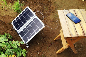 Solar charger Samsung